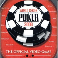 World Series Of Poker 2008 Psp - Jocuri PSP Activision