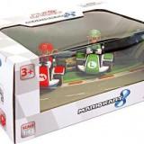 Jucarie Mariokart Pull And Speed Twin Pack Mario And Luigi