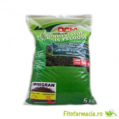 Fertilizant organic pentru gazon 5 kg - Gazon natural