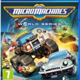 Micro Machines World Series Ps4 - Jocuri PS4