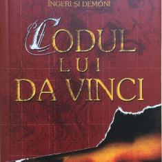 CODUL LUI DA VINCI - Dan Brown - Roman