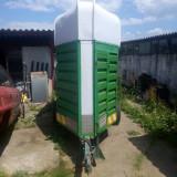 Remorca Transport Cai masa admisa 750kg