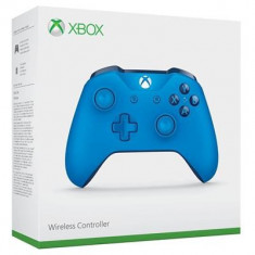 Controller Wireless Xbox One Blue Vortex