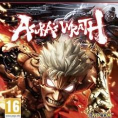 Asura's Wrath Ps3, Capcom