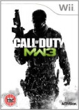 Call Of Duty Modern Warfare 3 Nintendo Wii