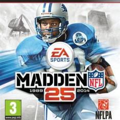 Madden Nfl 25 Ps3 - Jocuri PS3 Electronic Arts