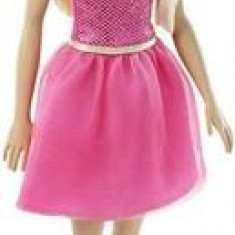 Papusa Mattel Barbie Doll Glitz Dress Pink
