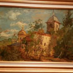 Adam Baltatu - Biserica