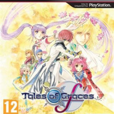 Tales Of Graces Ps3 - Jocuri PS3