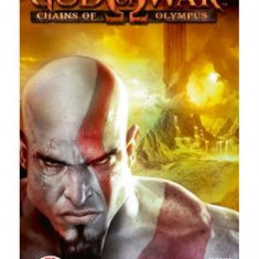 God Of War Chains Of Olympus Psp - Jocuri PSP Sony