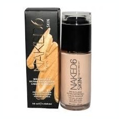 Fond de ten Naked 6 urban decay Weightless Ultra Definition Liquid Makeup 50 ml
