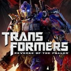Transformers Revenge Of The Fallen Psp - Jocuri PSP Activision