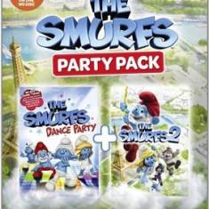 The Smurfs Party Pack Nintendo Wii - Jocuri WII Ubisoft