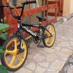 URGENT BMX - Rooster Big Daddy Skyway - Bicicleta BMX, 11 inch, 20 inch, Numar viteze: 1
