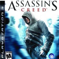 Assassin's Creed Ps3 - Jocuri PS3 Ubisoft