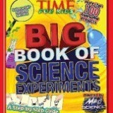 Big Book of Science Experiments: A Step-By-Step Guide - Carte in engleza