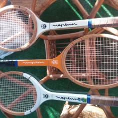 Rachete tenis vintage - Racheta tenis de camp