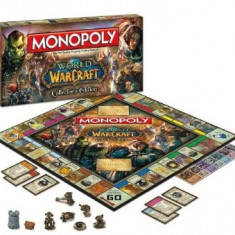 Monopoly World Of Warcraft - Joc board game
