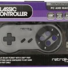 Controller Retrolink 1392 Snes Classic Usb For Pc