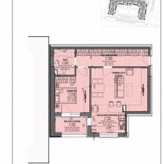 Apartament 2 camere tip studio garsoniera dubla Theodor Pallady - Apartament de vanzare, 59 mp, Numar camere: 2, An constructie: 2018, Etajul 2