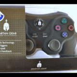 Spartan Gear Wireless Bluetooth Sixaxis Controller Black Ps3