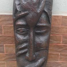 Arta Africana - Masca din lemn exotic !!!