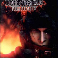 Final Fantasy Vii Dirge Of Cerberus Ps2 - Jocuri PS2 Square Enix