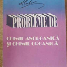 Probleme De Chimie Anorganica Si Chimie Organica - St.ilie, M.ionica, 397702 - Carte Chimie