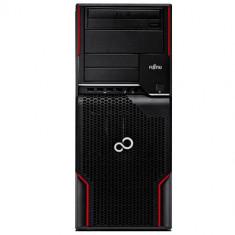 Calculator Refurbished Fujitsu Siemens Celsius W510 Tower, Intel i5-2400 3.10Ghz, 4GB DDR3, 320GB HDD, DVD, Windows 10 Pro Refurbished Preinstalat
