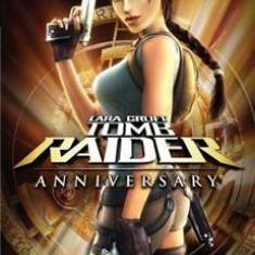 Tomb Raider Anniversary Psp - Jocuri PSP Eidos