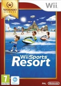 Wii Sport Resort Nintendo Wii foto