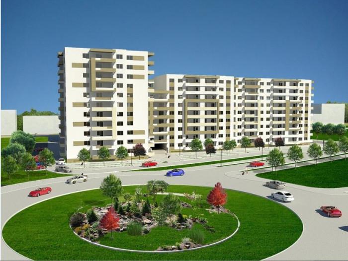Apartament 2 camere tip 1 decomandat Th Pallady