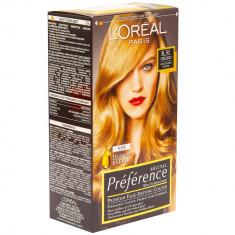 Vopsea de par L'Oreal Preference blond auriu 8.31 Chicago, 97380, Permanenta