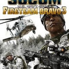Socom Us Navy Seals Fireteam Bravo 3 Psp - Jocuri PSP Sony