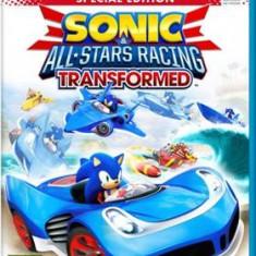 Sonic & All Stars Racing Transformed Nintendo Wii U - Jocuri WII Sega