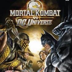 Mortal Kombat Dc Universe Xbox360