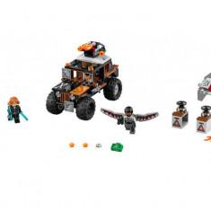 Jaful primejdios al lui Cap de mort (76050) - LEGO Marvel Super Heroes