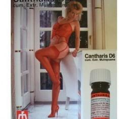 Cantaris D6 5ml. - Stimulente sexuale
