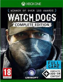 Watch Dogs Complete Edition Xbox One, Ubisoft
