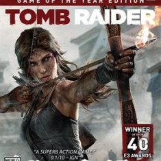 Tomb Raider Game Of The Year Edition Xbox360 - Jocuri Xbox 360