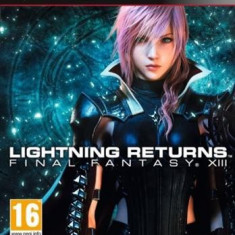 Lightning Returns Final Fantasy Xiii Ps3 - Jocuri PS3 Square Enix