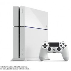 Consola Sony Playstation 4 500Gb White