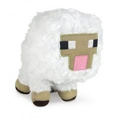 Jucarie Se Plus Minecraft 7-Inch Plush Sheep - Jucarii plus