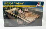 """+ Macheta 1/35 Italeri 6470 - LVT(A)-2 """"Saipan"""" Landing Vehicle +"""