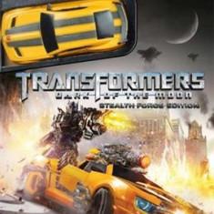 Transformers Dark Of The Moon Plus Toy Nintendo Wii - Jocuri WII Activision