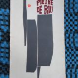 NICULAE STOIAN - PIETRE DE RAU. POEZII (1966)