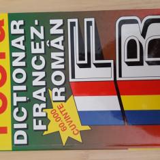 Dictionar Francez-Roman, editura Teora