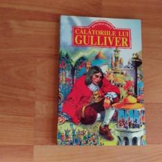 CALATORIILE LUI GULLIVER-JONATHAN SWIFT