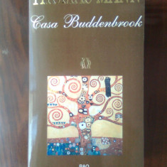 Thomas Mann - Casa Buddenbrook (Editura RAO, 1997)