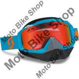 MBS SCOTT BRILLE SNOWCROs HUSTLE BLUE, el. blue, LE2016, Cod Produs: 2375924592192AU - Ochelari ski